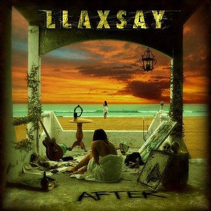 CD chilean metal band LLAXSAY After