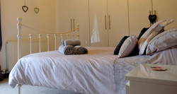 Park View Cottage Afonwen main bedroom 2
