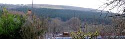 Park View Cottage Afonwen view