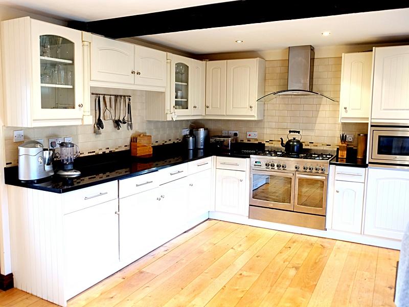 Kitchen at Summerhill Court