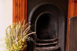 Park View Cottage Afonwen open fire