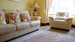Park View Cottage Afonwen seating lounge