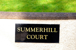 Entrance to Summerhill Court