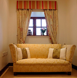 Relaxing area double bedroom