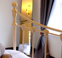 Park View Cottage Afonwen main bedroom 1