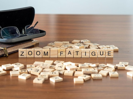 How to manage Video Conferencing Fatigue