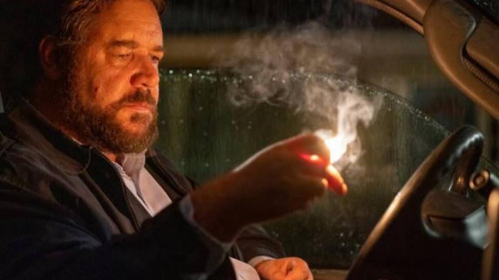"""Russell Crowe en una escena de la pelicula """"Unhinged."""" SKIP BOLEN CORTESÍA SOLSTICE STUDIOS"""