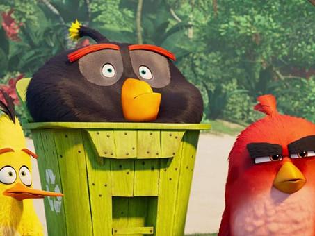 Una segunda parte que rompe la regla: 'Angry Birds 2'