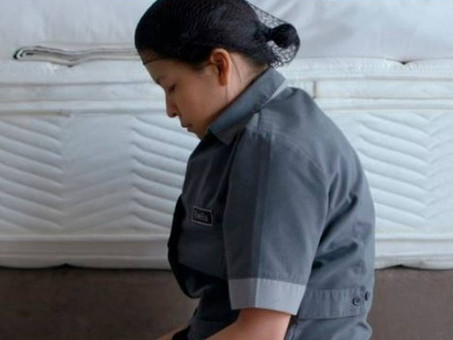 La cinta 'La camarista' presenta una historia sobre aquellas personas invisibles