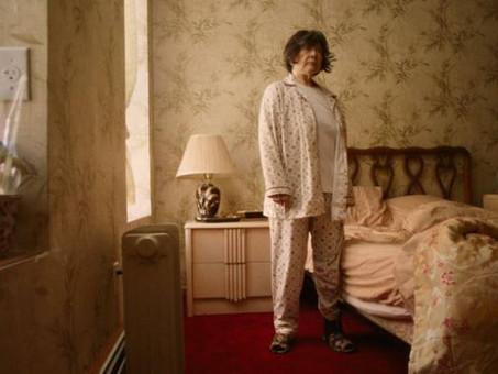 Una abuelita gángster con una lección sobre la vida