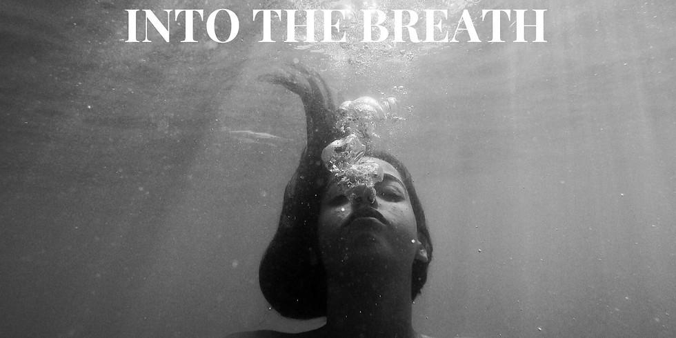 Into the Breath - Northern Beaches - Jun 25th