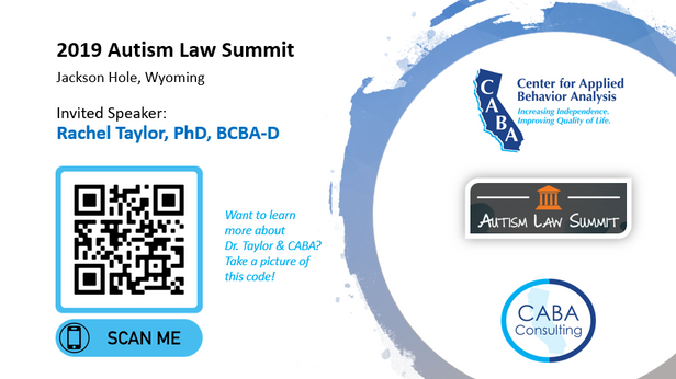 Autism Law Summit 2019