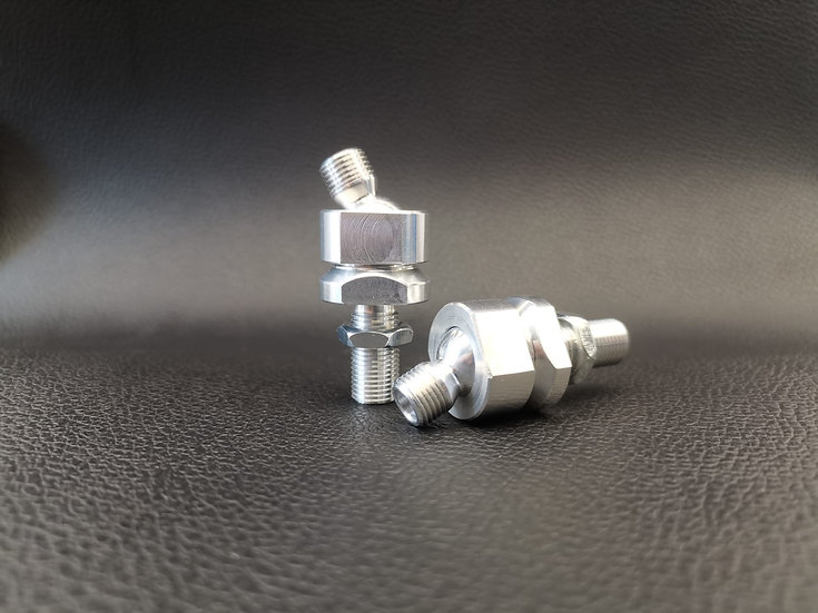 Silver Ball Joint Set for Tweeters