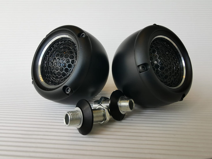 Tweeter Pods with Cover Rings for JBL with M10x1