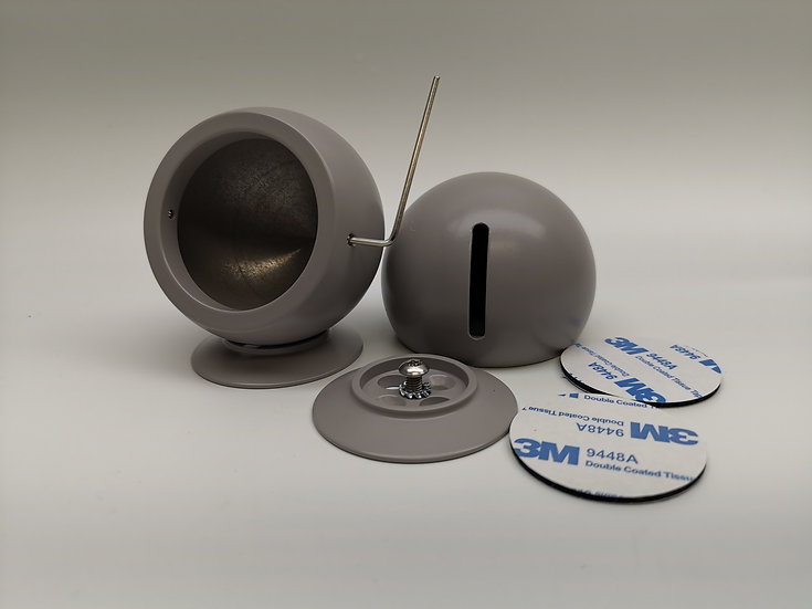 Tweeter Pods for Audio Dynamics with Mounting Screws/Langloch mit Schrauben