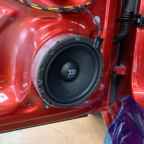 30mm Speaker Adaptor Rings for Woofers Focal Utopia 6 WM