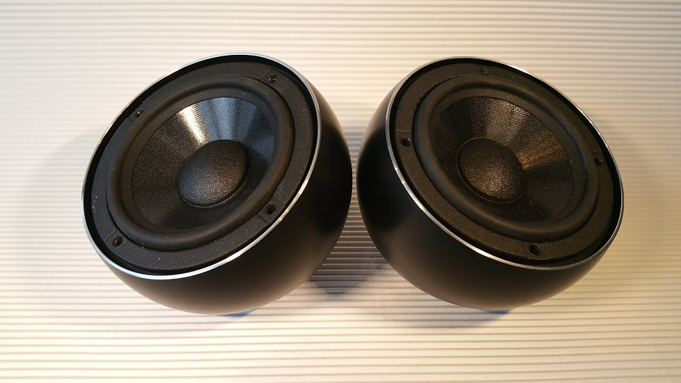 Midrange Pods for Audison with M10x1