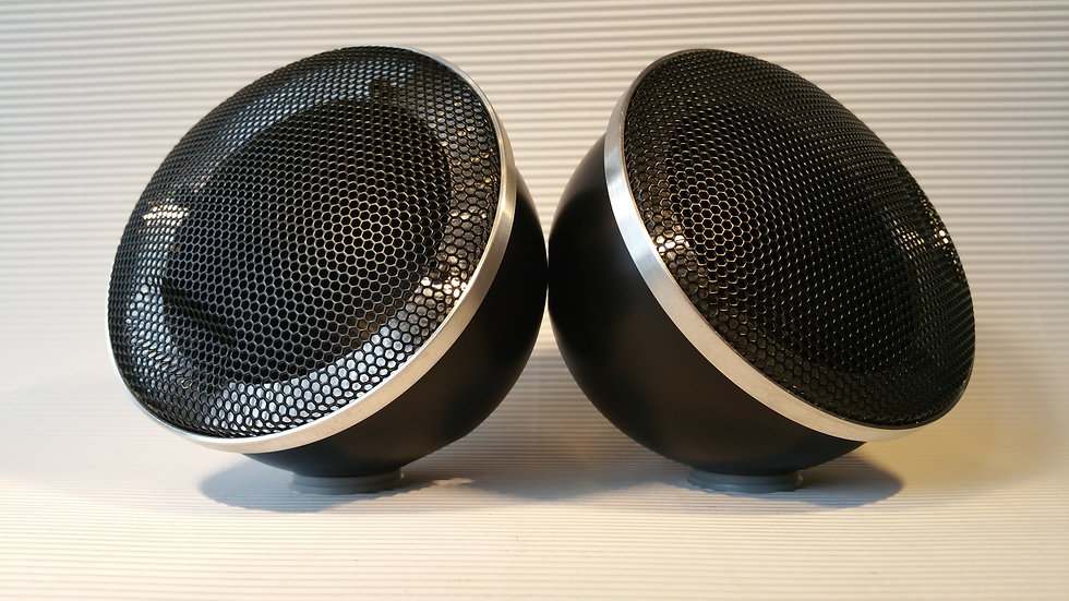 Midrange Pods for Audison with Grill (M10x1)