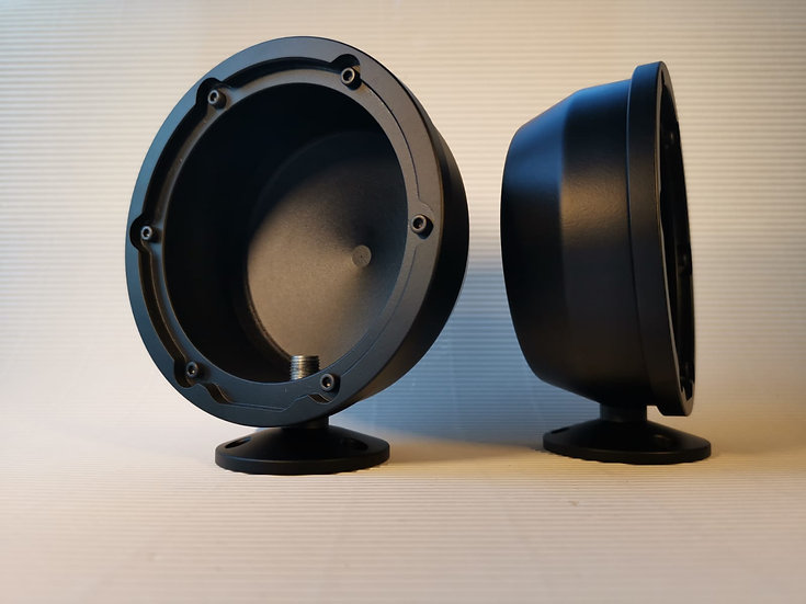 Tweeter Pods for Dynaudio Esotar 110 with Mounting Plates