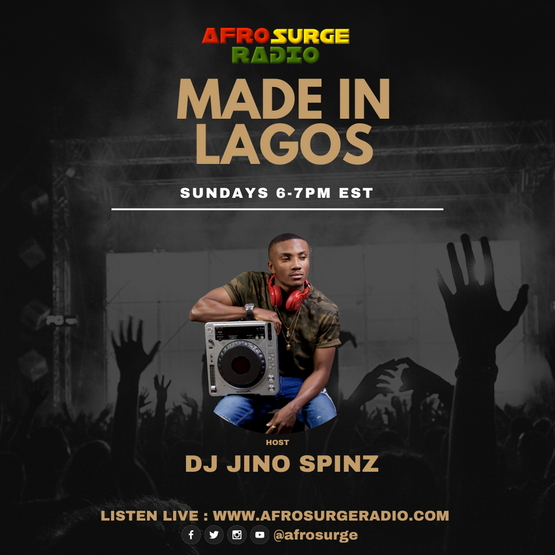 Made In Lagos - DJ Jino