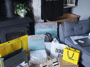 HOME PERSONAL SHOPPING & STYLING