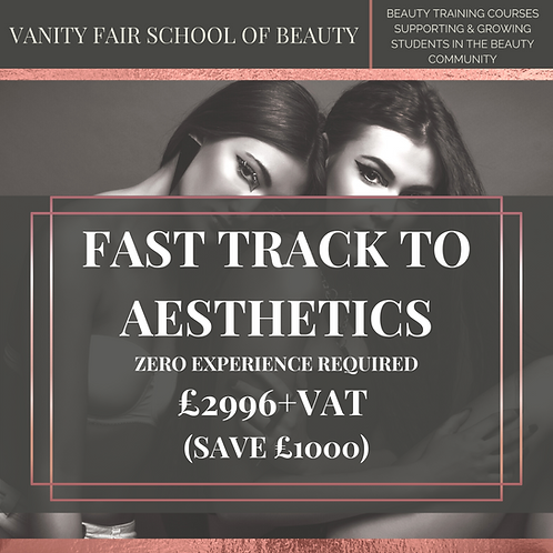 FAST TRACK! Pathway to Aesthetics Course