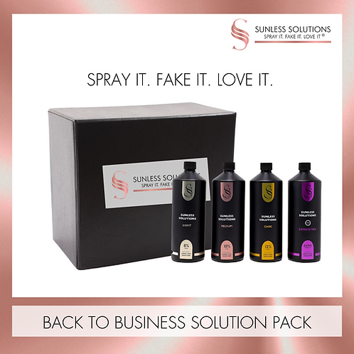 BACK TO BUSINESS SOLUTION PACK