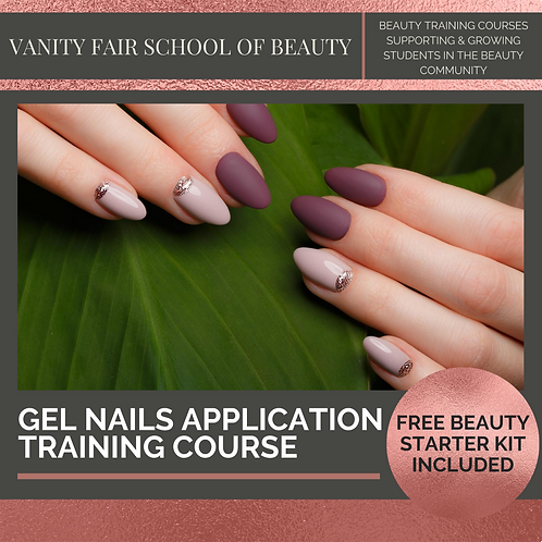 Gel Nails Application Course