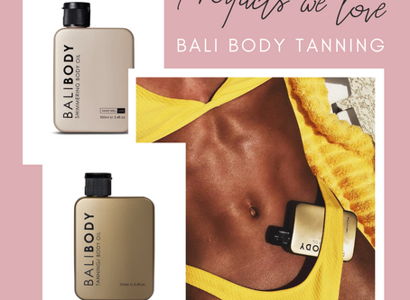 We just love these Bali Sun Tanning Oils