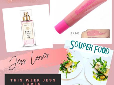 Jess Loves - This Week's Top Picks!