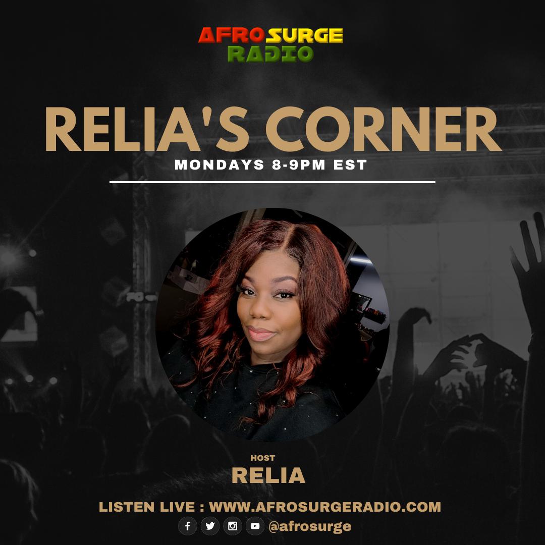 Relia's Corner