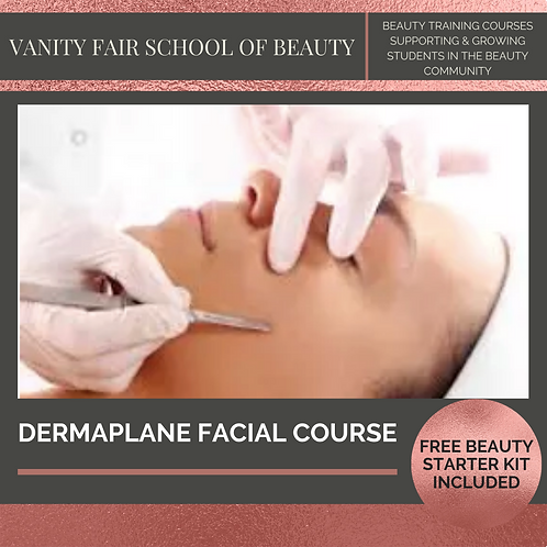 Dermaplane Facial Course