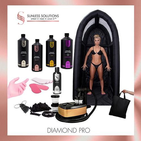 DIAMOND PRO Allure Spray Tan Kit