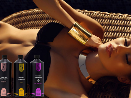What is the Active Ingredient that produces the Tanning Effect?