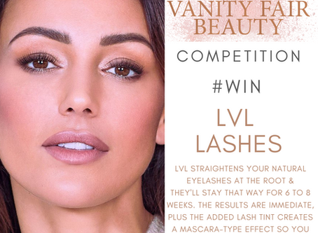 WIN A SET OF LVL LASHES!