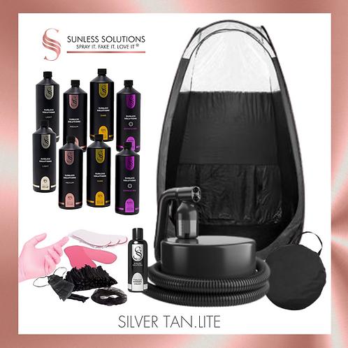 SILVER TAN.LITE Spray Tan Kit