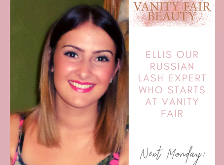 Meet Ellis, our Russian Lashes Expert!