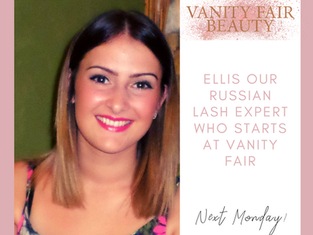Meet Ellis, our Russian Lashes Expert!