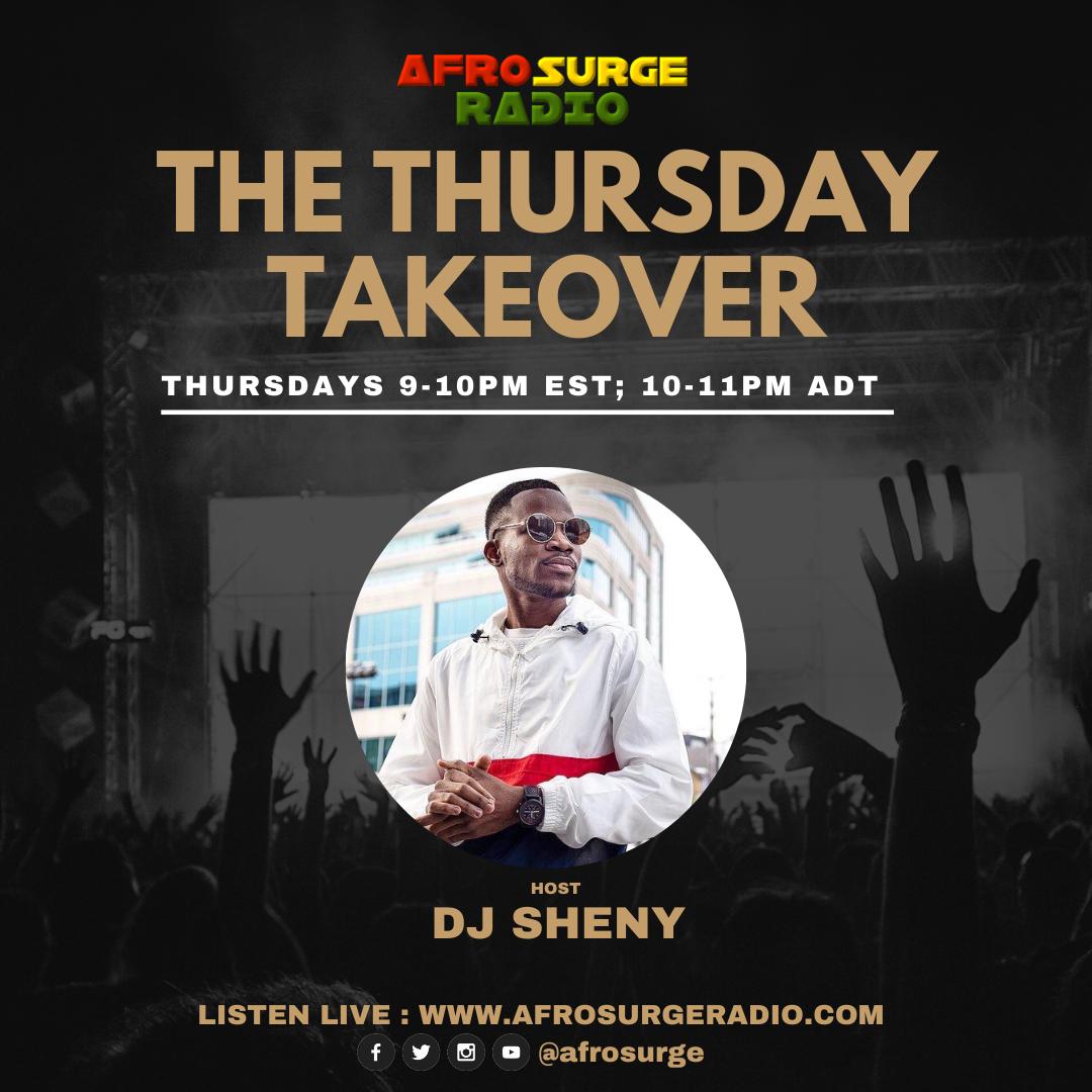 The Thursday Takeover