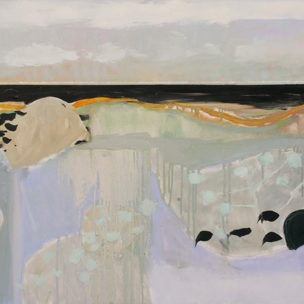 The Cove, oil on canvas. 100cm x 80cm.JP