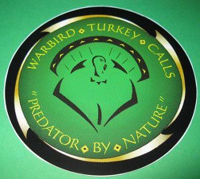 WARBIRD Logo Decal