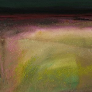 Field, Summer Grasses, 2007. x 91cm