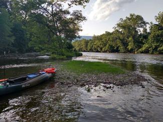 Upper James River Part 1