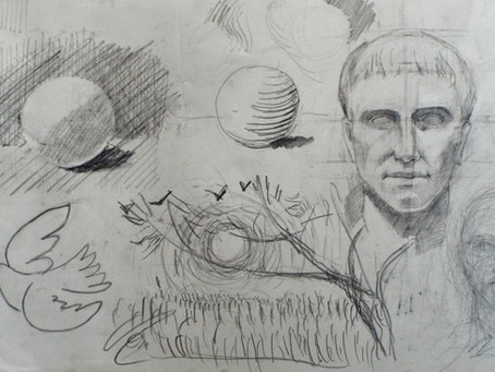 Drawing: Part one. Figurative Drawing.