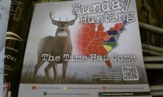 Virginia Sunday Hunting