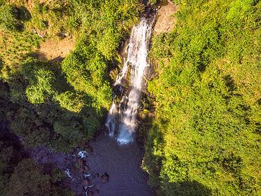 Ndoro waterfall