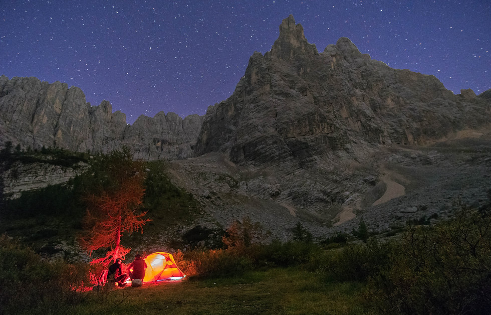 sorapis camping