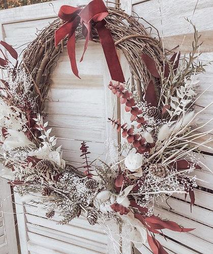 Everlasting Winter Wreath
