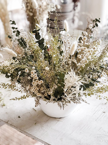 Everlasting Spring Centerpiece