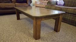 Dark Oak Coffee Table